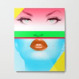 Olivia Metal Print
