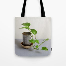 Devil's ivy Tote Bag