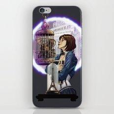 Bioshock Infinite: Freedom  iPhone & iPod Skin