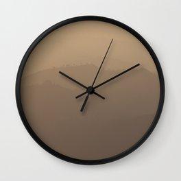 golden tales Wall Clock
