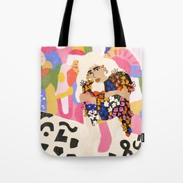 World Full Of Colors Tote Bag