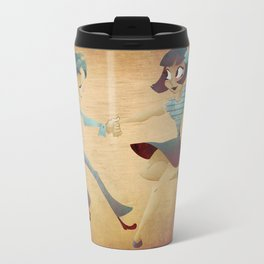 Swing dance 2 Travel Mug