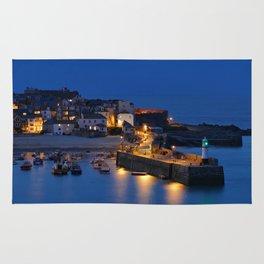 St Ives, Cornwall Rug