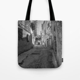 Caltabellotta Sicily Tote Bag