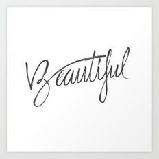 Beautiful Art Print