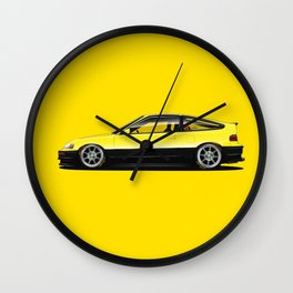 CRX Wall Clock