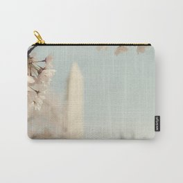 Spring in DC II Carry-All Pouch