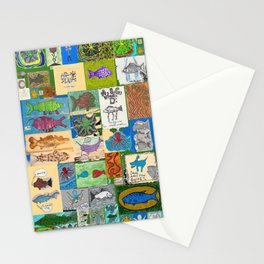 Kettle O Fish  Stationery Cards