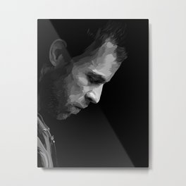 JR Bourne Metal Print