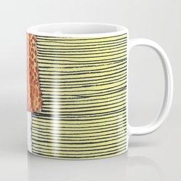 The girl in the dress. Coffee Mug