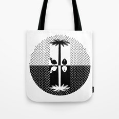 Waiting For The End Tote Bag