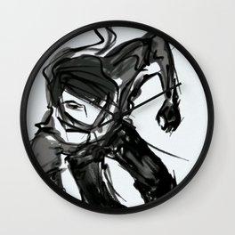 cool sketch 85 Wall Clock