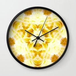 Mandalan Triangle Wall Clock