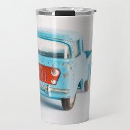 Auto bleue Travel Mug