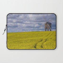 Chesterton Windmill in Warwickshire, United Kingdom Laptop Sleeve