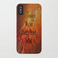 supernatural iPhone & iPod Cases featuring Supernatural  by Artist Gaya