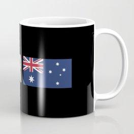 Welder: Australian Flag Coffee Mug