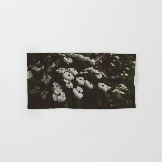 Highline Blooms IV Hand & Bath Towel