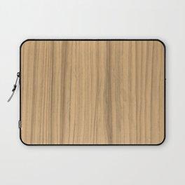 wood print Laptop Sleeve