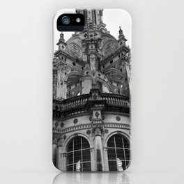 Gothic French Architecture iPhone Case