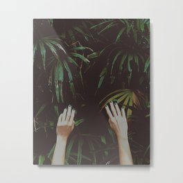 Jungle air Metal Print