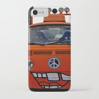 volkswagen iPhone & iPod Cases featuring funny volkswagen by gzm_guvenc