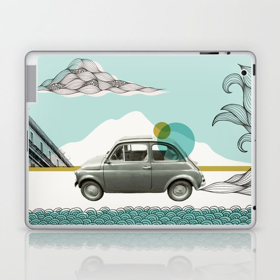 Cinquecento Laptop & iPad Skin