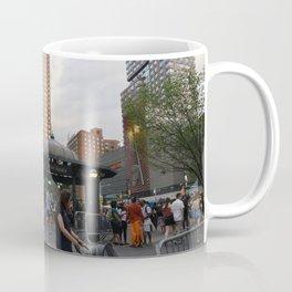 Union Square Action Coffee Mug