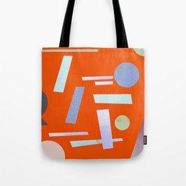 Geometry 2 Tote Bag