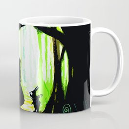 alice and rabbits Coffee Mug