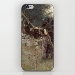 John Singer Sargent - A Capriote iPhone Skin