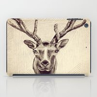 elk iPad Cases featuring Elk  by Werk of Art
