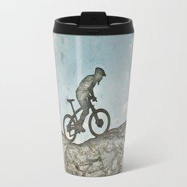 Mountain Biking Travel Mug