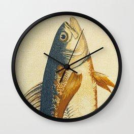 Piscibus 8 Wall Clock
