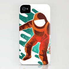 Space Distortion iPhone (4, 4s) Slim Case