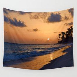 Photo 61 Beach Sunset Wall Tapestry