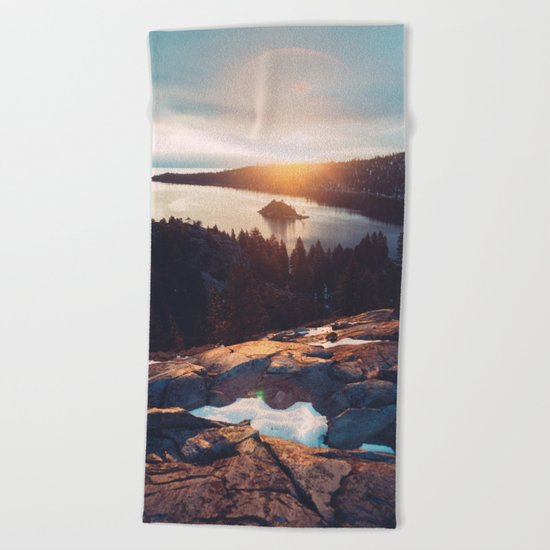 Landscape photography 2 Beach Towel