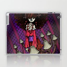 Ghost in the Haunted House by RonkyTonk Laptop & iPad Skin
