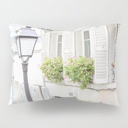 Lovely Montmartre in Paris Pillow Sham