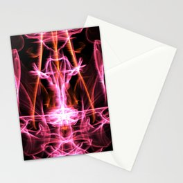 The Pink Light Stationery Cards