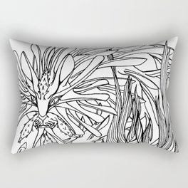 Ocean lion Rectangular Pillow