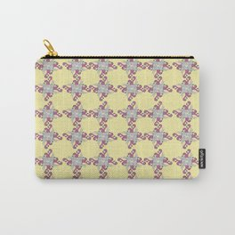 Flamingos jewelry #3 Carry-All Pouch