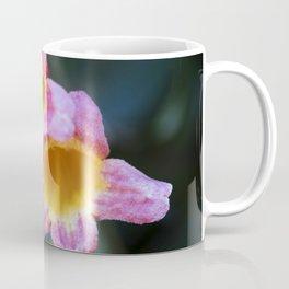 Tangerine Beauty Cross Vine Pair Coffee Mug