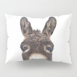 Hey Donkey Pillow Sham