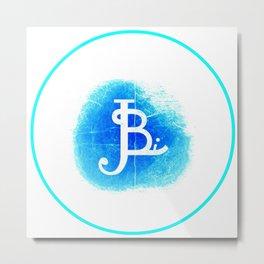 JBI - 37 Metal Print