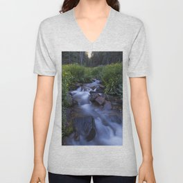 Rocky Mountain h2o Unisex V-Neck