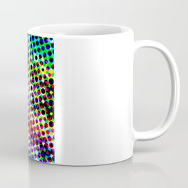 Halftone Color Chart Coffee Mug