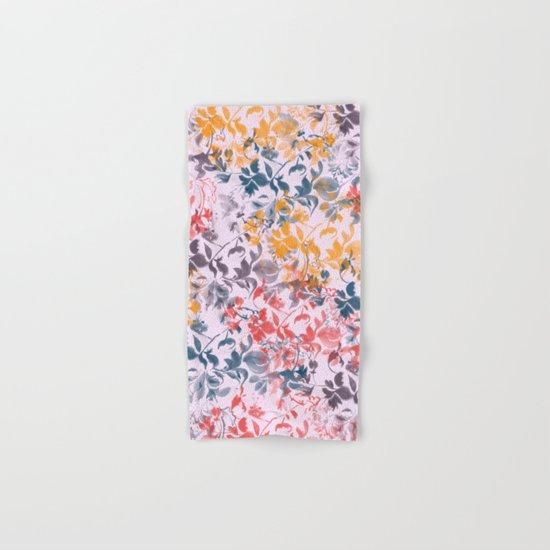 Pattern 64 Hand & Bath Towel