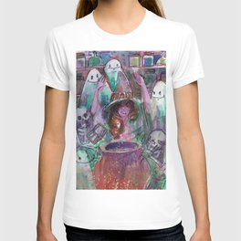 playing to create curses T-shirt
