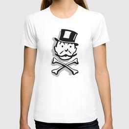 Monopoly Man: Danger! T-shirt